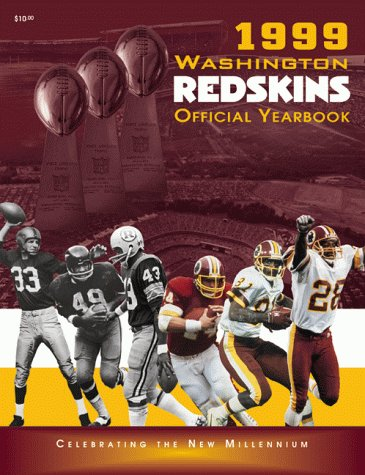 9781928743187: Official 1999 Washington Redskins Yearbook