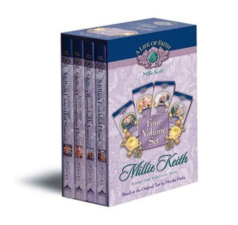 Millie Keith Boxed Set 1-4: Mission City Press; Finley, Martha