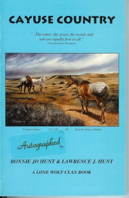 9781928800033: Cayuse Country Lone Wolf Clan Book (A Lone Wolf clan book)