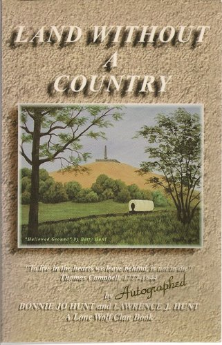 Land Without a Country (A Lone Wolf: Bonnie Jo Hunt,