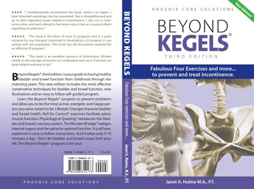 9781928812173: Beyond Kegels: Fabulous Four Exercises and More... to Prevent and Treat Incontinence