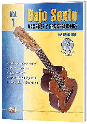 9781928827337: Bajo Sexto 1; Acordes y Progresiones (MM300) (Spanish Edition)