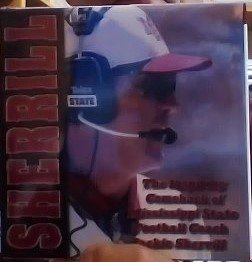 9781928846031: SHERRILL The Inspiring Comeback of Mississippi tate Football Coach Jackie Sherrill