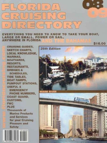 Florida Cruising Directory 2008-09: Not Available (NA)