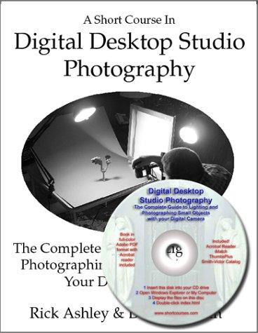 9781928873341: Digital Desktop Studio Photography Book/eBook