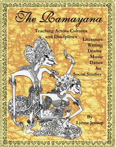 The Ramayana: as told by Lynne Jessup