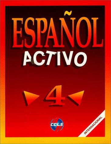 9781928882152: Espanol Activo 4
