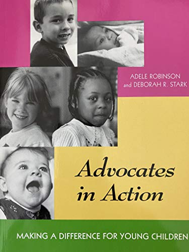 Advocates in Action: Making a Difference for: Adele Robinson, A.
