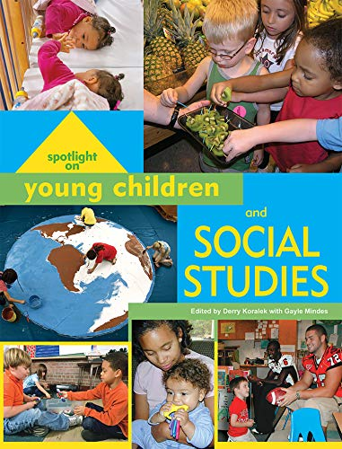9781928896388: Spotlight on Young Children and Social Studies