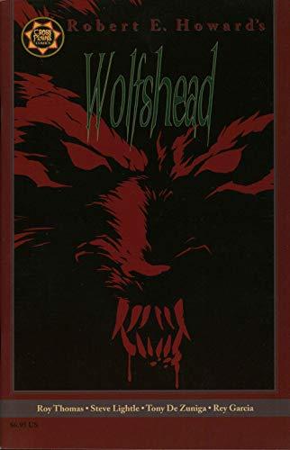 9781928909026: Robert E. Howard's Wolfshead