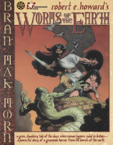 9781928909033: Worms of the Earth - Bran Mak Morn