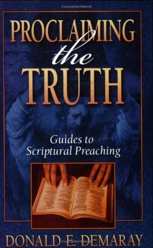 9781928915171: Proclaiming the Truth