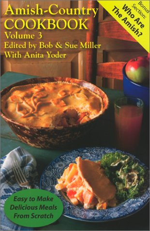 Amish-Country Cookbook, Vol. 3: Bob Miller