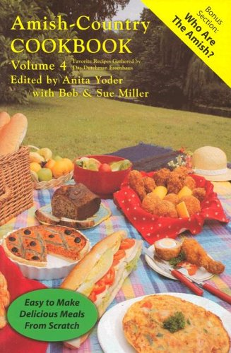 9781928915362: Amish-Country Cookbook: 4 (Amish-Country Cookbooks (Evangel Numbered))