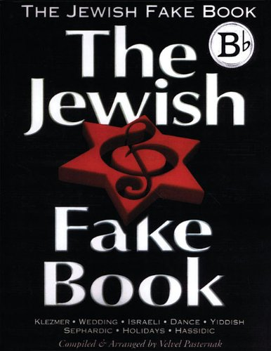 9781928918301: The Jewish Fake Book: B Flat Edition