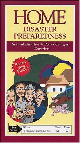 9781928923169: Home Disaster Preparedness
