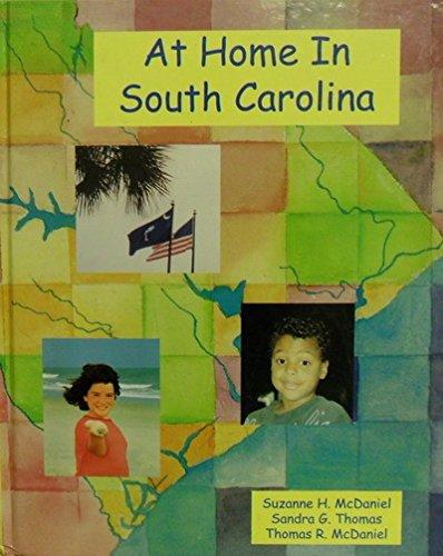 9781928930006: At Home in South Carolina