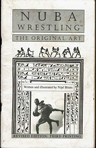 9781928935025: Nuba wrestling: The original art