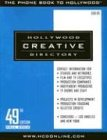 9781928936268: Hollywood Creative Directory, 49th Edition (No. 49)