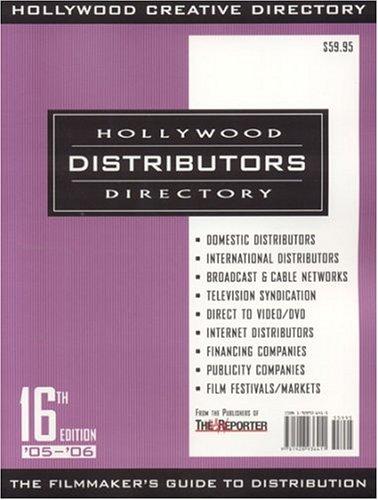 Hollywood Distributors Directory: Hollywoood Creative Directory Staff