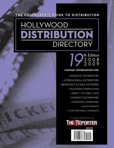 9781928936671: Hollywood Distribution Directory, 19 Edition (Hollywood Distributors Directory)