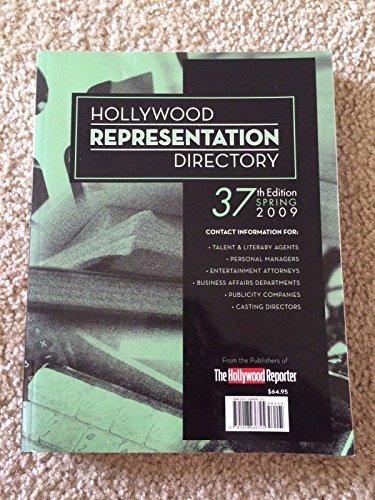 Hollywood Representation Directory (April, 2009)