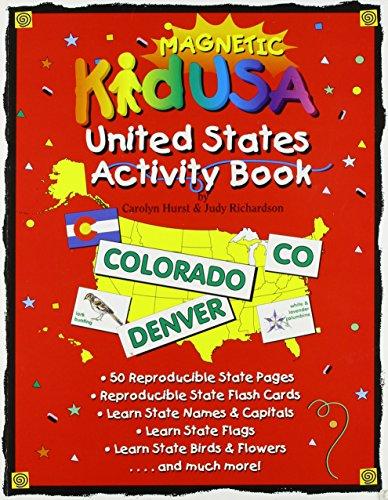9781928961055: KidUSA: United States Activity Book