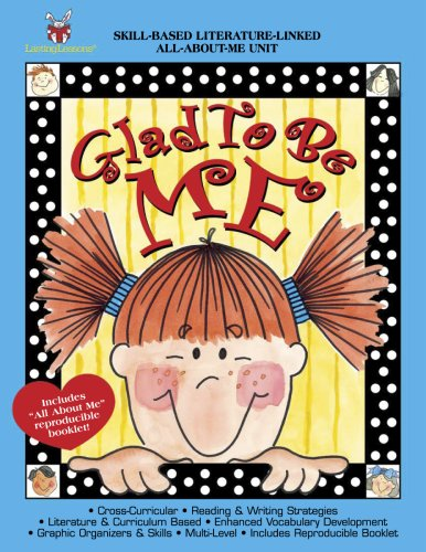 9781928961093: Glad to Be Me: A Skill-Based Activity Book Celebrating You and Me!