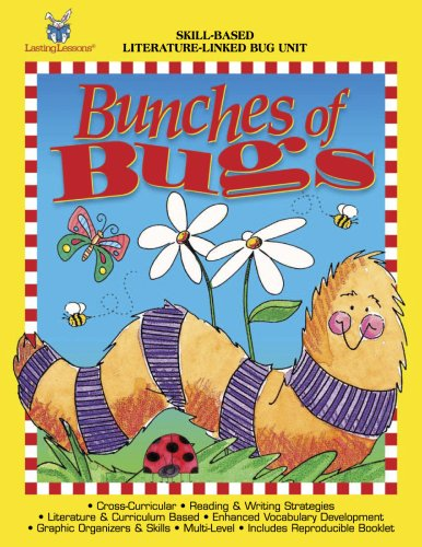 Bunches of Bugs: A Skill-Based Activity Book Celebrating Bugs!: Shackelford, Karen