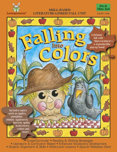 Falling Into Colors: Shackelford, Karen