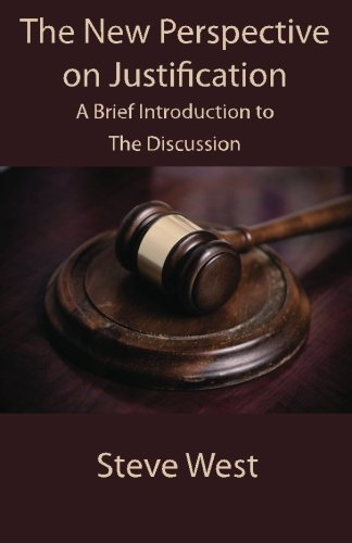 9781928965374: The New Perspective on Justification: A Brief Introduction to the Discussion