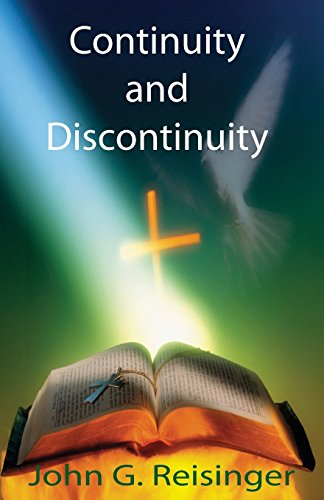 Continuity and Discontinuity (9781928965381) by Reisinger, John G.