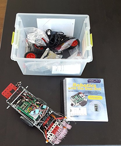 9781928982531: Robotics with the Boe-Bot