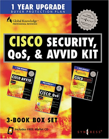Cisco Security Qos Avvid Kit