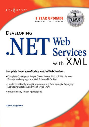 Developing .NET Web Services with XML: Jonothon Ortiz; Syngress