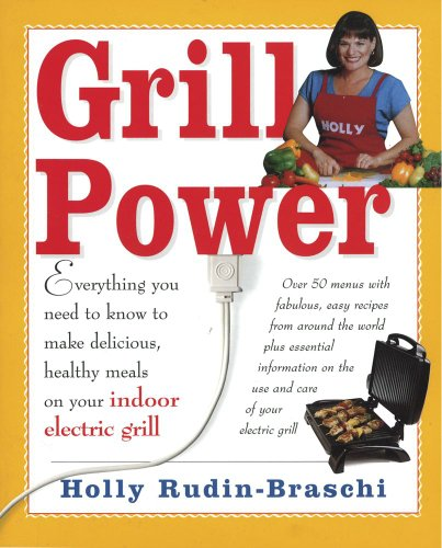 Grill Power: Everything you need to know to make delicious, healthy meals on your Indoor Electric Grill
