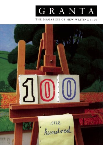 9781929001309: Granta 100: The Magazine of New Writing (Granta: The Magazine of New Writing)