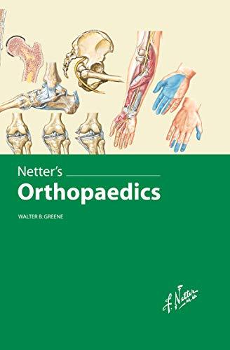9781929007028: Netter's Orthopaedics, 1e (Netter Clinical Science)