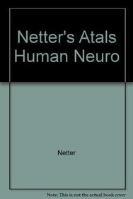 9781929007417: Netter's Atals Human Neuro