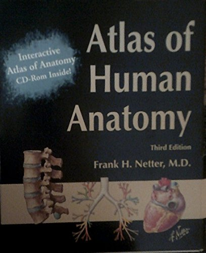 9781929007585: Atlas of Human Anatomy/ 3rd. edition