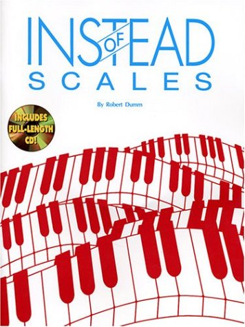 9781929009060: Instead of Scales (Book & CD) (Ekay Edition)
