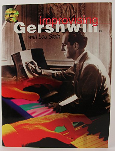 Improvising Gershwin (Book & CD) (Ekay Edition)