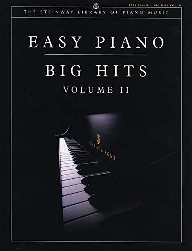 9781929009220: Easy Piano Big Hits, Vol 2 (The Steinway Library of Piano Music)