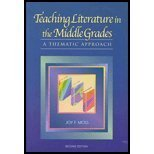 9781929024063: Teaching Literature in the Middle Grades: A Thematic Approach