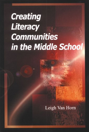 9781929024421: Creating Literacy Communities in the Middle School