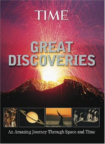 9781929049332: TIME Great Discoveries : An Amazing Journey through Space and Time