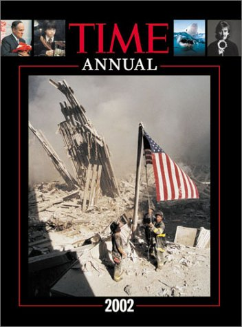 9781929049622: Time Annual 2002: A Year to Remember