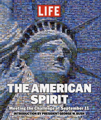 9781929049882: Spirit of America: Meeting the Challenge of September 11