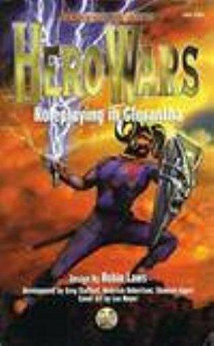 9781929052011: Hero Wars: Roleplaying in Glorantha (Hero Wars Roleplaying Game, 1101)