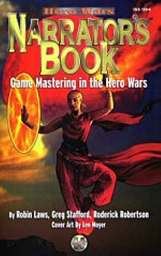 9781929052097: Narrator's Book: Game Mastering in the Hero Wars (Hero Wars Roleplaying Game, 1104)